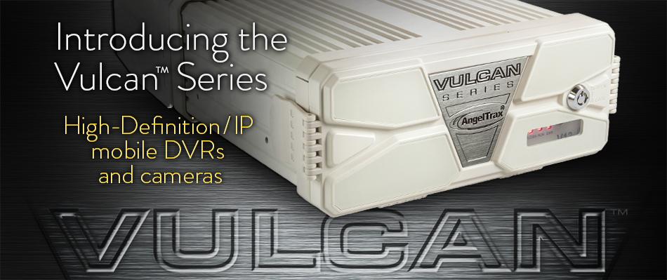 AngelTrax Unveils Vulcan Series