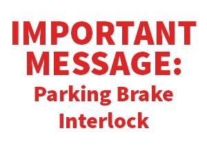 ParkingBrake