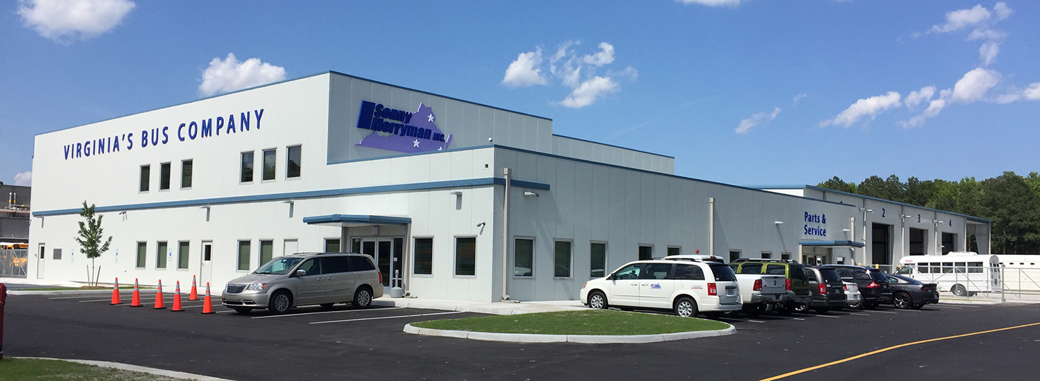 Sonny Merryman Inc. Hampton Roads Location in Chesapeake, Virginia