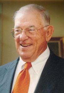John W Thomas, Jr. former president of Thomas Built Buses