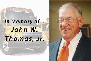 John W. Thomas Obituary