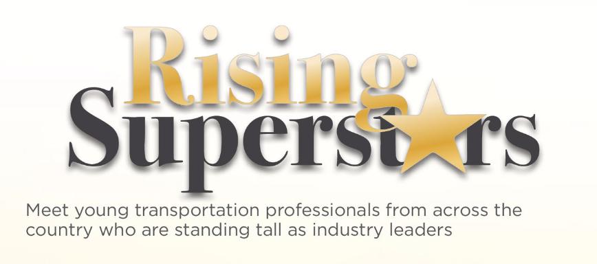 Rising Superstars in Pupil Transportation