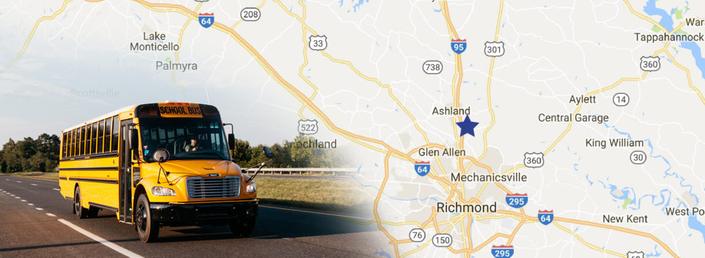 Richmond Virginia Bus Service Shop Opening Summer 2018