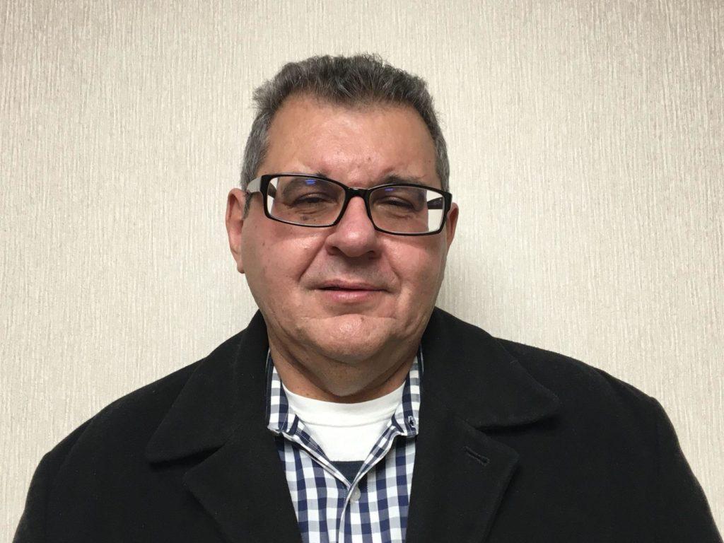 Angel Garcia-Ablanque, Transportation Director of Lynchburg City Public Schools
