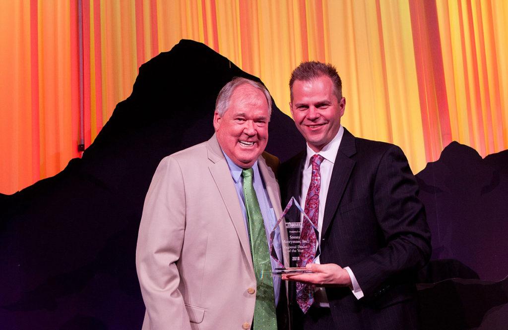 2019 Thomas Dealer Awards